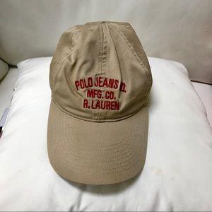 Vintage Polo Jeans Men's Cap